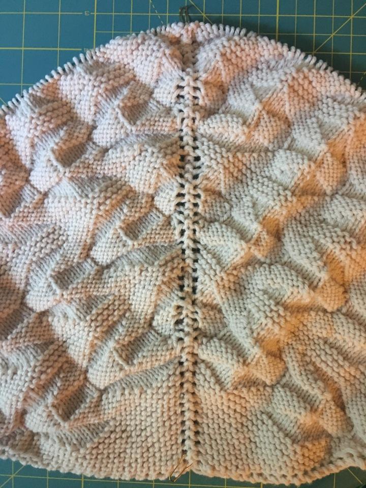 My first love…knitting